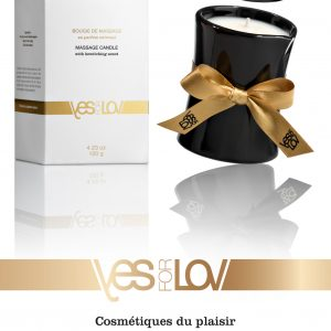 yes for love scented massage candle bewitching